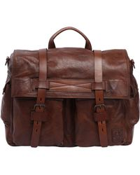 Belstaff - Colonial Leather Briefcase - Lyst