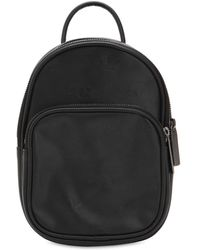 adidas Originals - Mini Classic X Faux Leather Backpack - Lyst