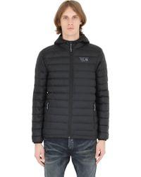 Mountain Hardwear - Micro Ratio Hooded Down Jacket - Lyst
