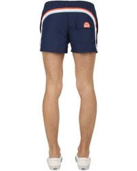"Sundek - 13"" Nylon Swim Shorts - Lyst"