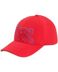 944bd8833ab Lyst - KENZO X New Era Monster Embroidery Cap in Green