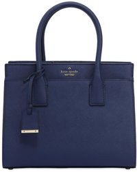 Kate Spade - Small Candace Saffiano Leather Bag - Lyst