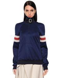 JW Anderson - Jersey Tracksuit Sweatshirt - Lyst