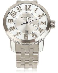 Tendence - Swiss Made Stainless Steel Watch - Lyst
