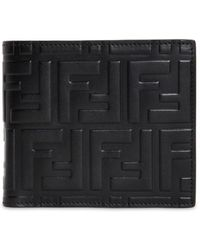 Fendi - Bi-fold Wallet - Lyst