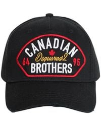 """DSquared² - """"Gorra De Baseball """"""""canadian Brothers"""""""""""" - Lyst"""