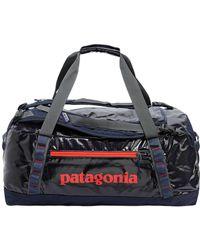 Patagonia - 60l Black Hole Waterproof Duffle Bag - Lyst