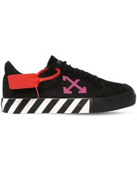 Off-White c/o Virgil Abloh - Sneakers Aus Wildleder - Lyst