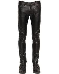 April77 - 16cm Joey Lezzer Faux Leather Trousers - Lyst