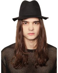 Cheap Monday - Felt Hat - Lyst
