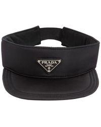 220cf056fb0b9c Men's Prada Hats - Lyst