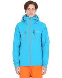 Helly Hansen - Alpha 2.0 Nylon Stretch Ski Jacket - Lyst