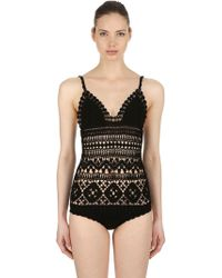 Isabel Marant - Hand-crocheted One Piece Swimsuit - Lyst