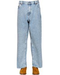 Our Legacy - Jeans In Denim Lavato - Lyst