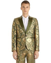 Christian Pellizzari - Floral Jacquard Evening Jacket - Lyst
