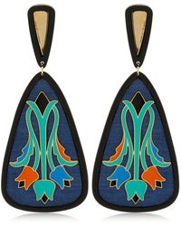 Anna E Alex - Tulipano Earrings - Lyst