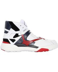 "Valentino - Sneakers ""made One"" In Pelle - Lyst"