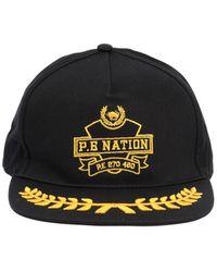 P.E Nation - Cappello Baseball In Cotone - Lyst