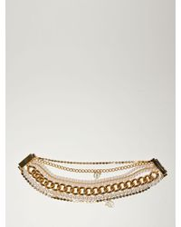 DSquared² - Lvr Exclusive Brass Choker - Lyst