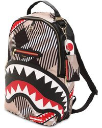"Sprayground - Mochila ""sharkburry"" - Lyst"