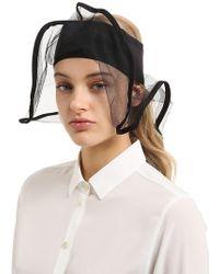 Scha - La Luna Soft Shapeable Brim Hat - Lyst