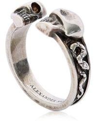 Alexander McQueen - Bracelet Avec Serpents Et Crânes - Lyst