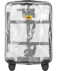 Crash Baggage - 40l 4-wheel Share Clear Carry-on Trolley - Lyst
