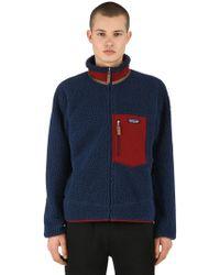 Patagonia - Classic Retro-x Fleece Jacket - Lyst