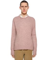 Our Legacy - Chunky Knit Sweater - Lyst
