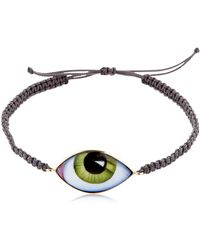 Lito - Tu Es Partout Eye Bracelet - Lyst