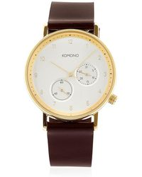 Komono - Walther Crafted Watch - Lyst