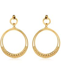 Philippe Audibert - Alana Hoop Earrings - Lyst