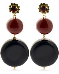Marni - Dots Drop Earrings - Lyst