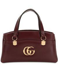Gucci - Arli Leather Bag - Lyst