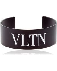 Valentino - Cuff Bracelet - Lyst