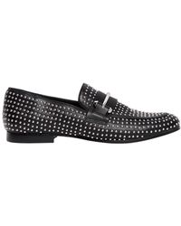 "Steve Madden - Mocassini ""kast"" In Ecopelle Con Borchie 10mm - Lyst"