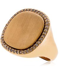 FEDERICA TOSI - Satin Ring - Lyst
