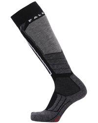 Falke   Sk2 Cashmere & Wool Blend Ski Socks   Lyst
