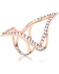 Katie Rowland - Parisian Knuckle Ring - Lyst