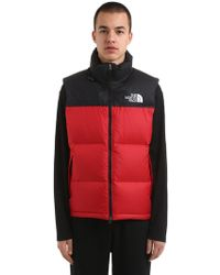 76746c04e4fd The North Face Nuptse 2 Shell-down Gilet in White for Men - Lyst