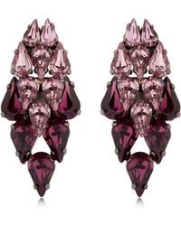 Ellen Conde - Brilliant Jewellery Gradient Earrings - Lyst