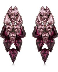 Ellen Conde - Brilliant Jewelry Gradient Earrings - Lyst