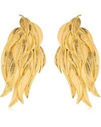 Aurelie Bidermann - Elvira Earrings - Lyst