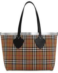 d8eb7b60ad7b Lyst - Tote e shopping bag da donna di Burberry a partire da 750 €