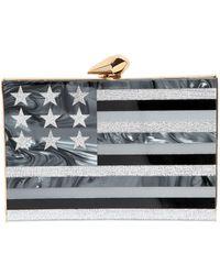 "KOTUR - Pochette ""merrick American Flag"" In Perspex - Lyst"