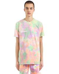 a855cf075a2e7 adidas Originals - Hu Holi Cotton Jersey T-shirt - Lyst