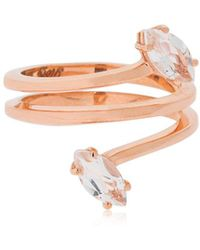 Bea Bongiasca - Giglio Gloriosa - Glory Rose Gold Ring - Lyst