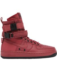 Nike - Sf Air Force 1 High Top Trainers - Lyst