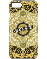 Versace - Printed Iphone 7/8 Cover - Lyst