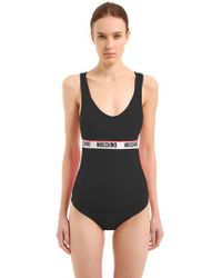 Moschino - Body In Lycra Stretch - Lyst
